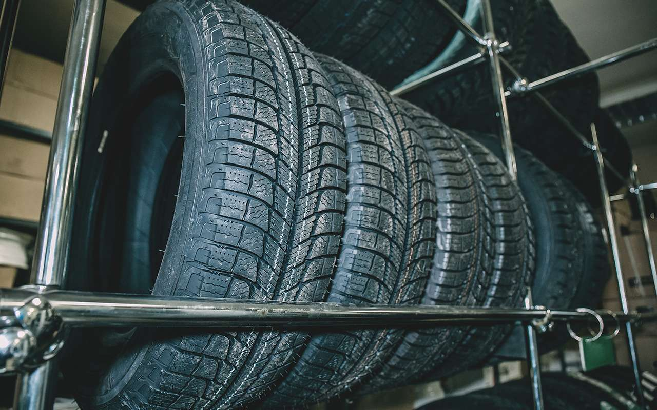 Резиновые кракелюры: как непревратить шины встарую картину— фото 1195744