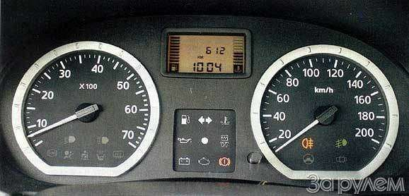 Renault Logan. Правильными дорожками— фото 56960