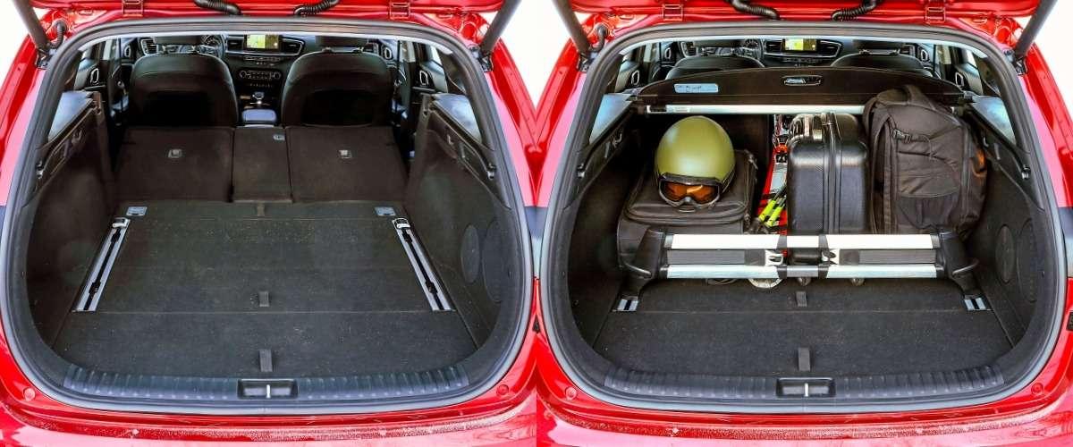 Большой тест универсалов: Ford против Kia— фото 959181