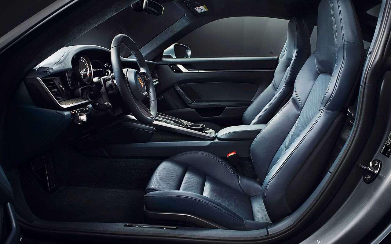 Новый Porsche 911: классический облик исовременная начинка— фото 926967