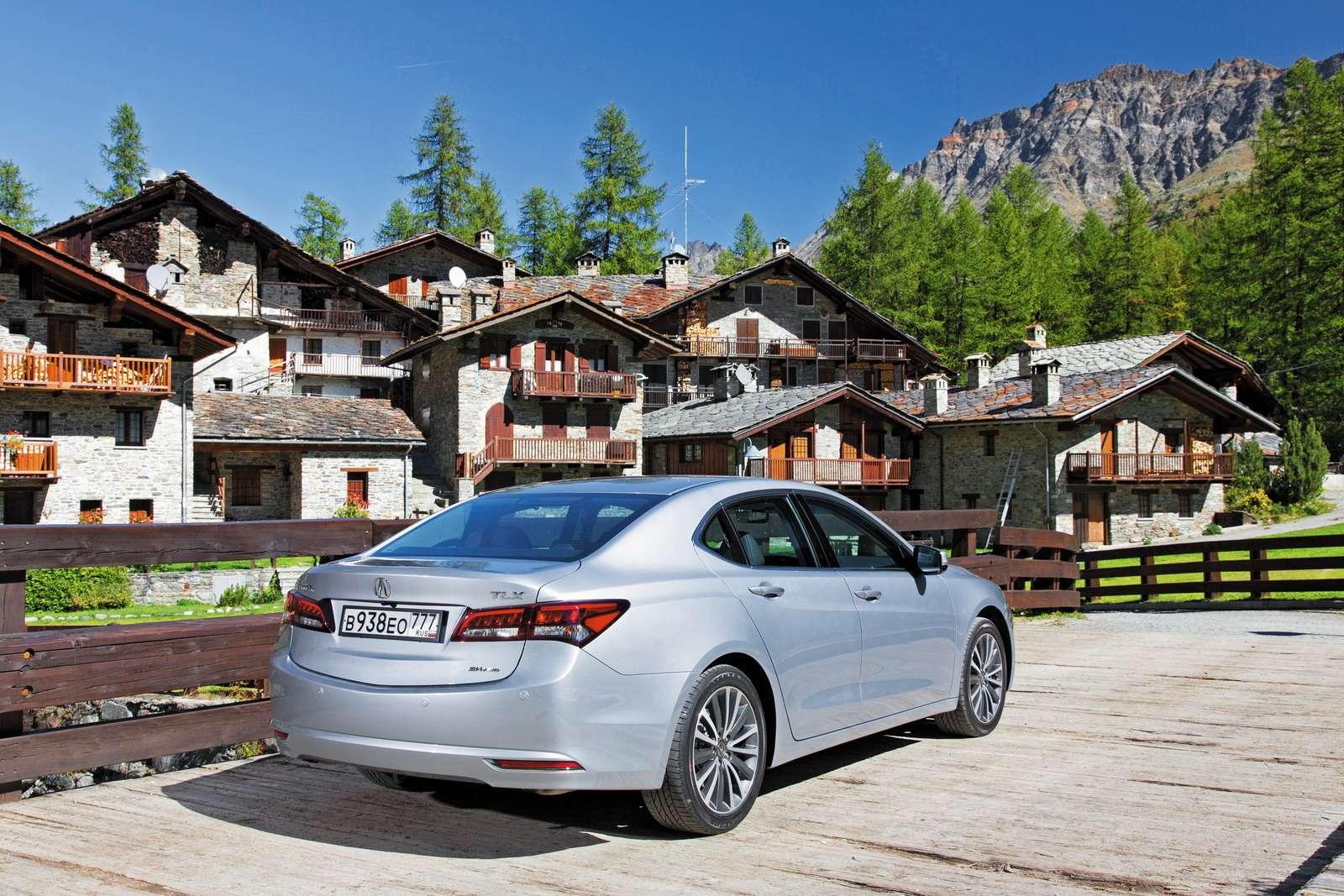 Acura TLX будет продаваться вРоссии с29ноября— фото 360978