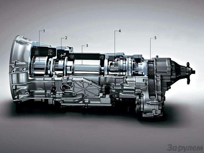 Обозрение. Все типы гибридов: Скрестив бензин сэлектричеством— фото 91513