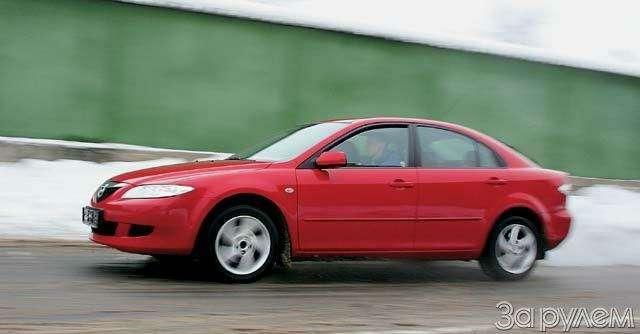 Mazda 6: ЖЕЛЕЗНАЯ ЛОГИКА— фото 66014