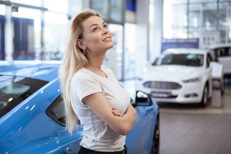 Выбор первого автомобиля— что важно людям