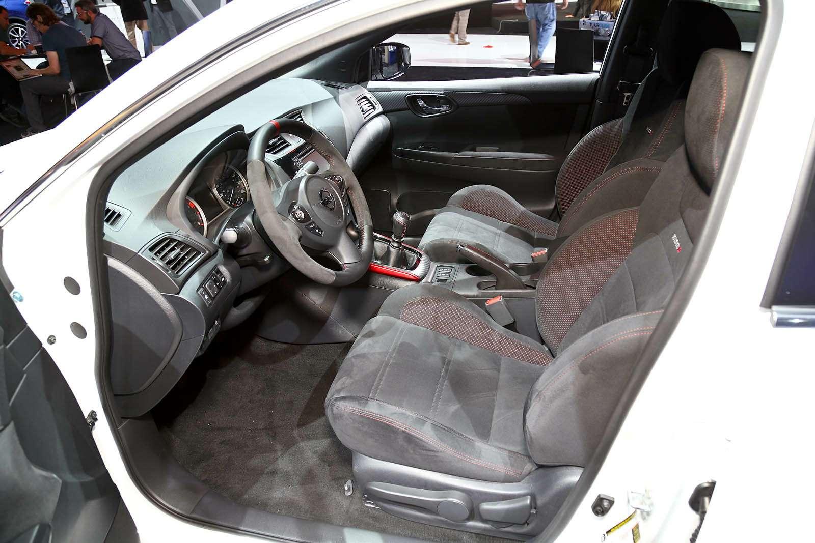Мечтать не вредно: седан Nissan Sentra Nismo дебютировал вЛос-Анджелесе— фото 665137