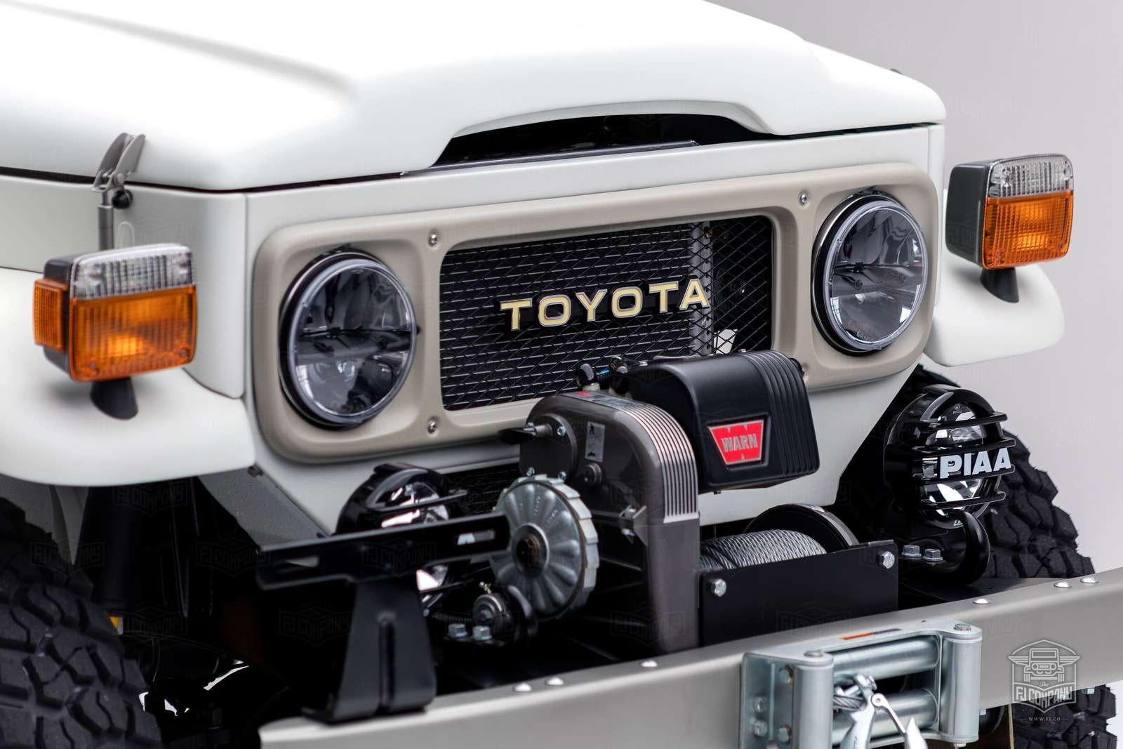 Допинг дляветерана: вЛас-Вегасе показали уникальный Toyota FJ43— фото 658520