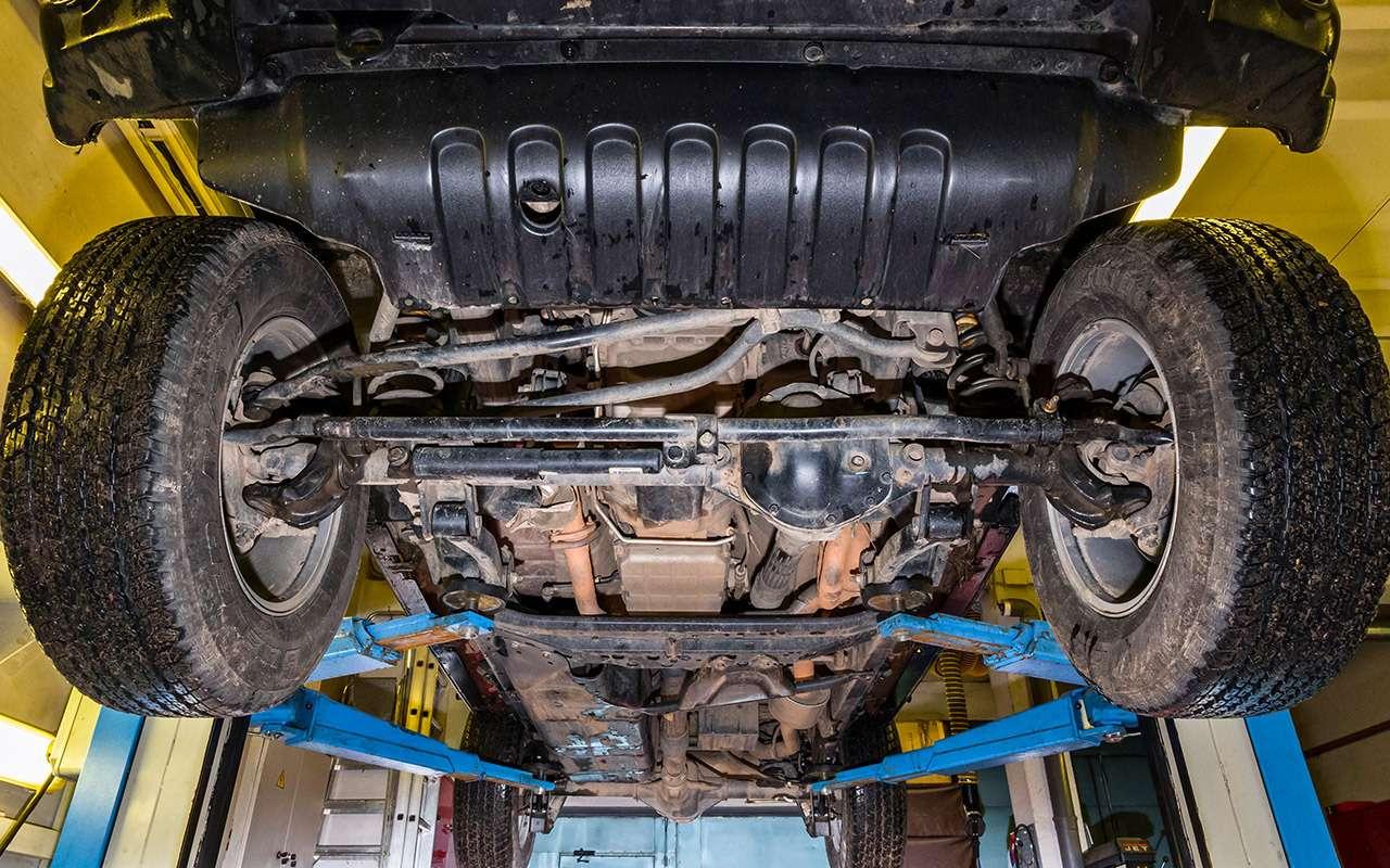 Чейполный привод круче— Mini Cooper Countryman или Jeep Wrangler Rubicon?— фото 826444