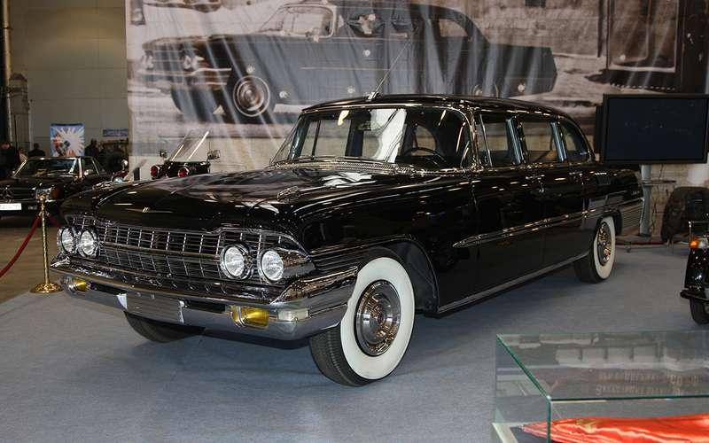 100миллионов! Топ-10 самых дорогих советских автомобилей