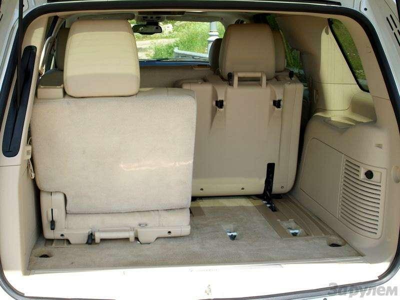 Cadillac Escalade: Риторический вопрос (ВИДЕО)— фото 344603