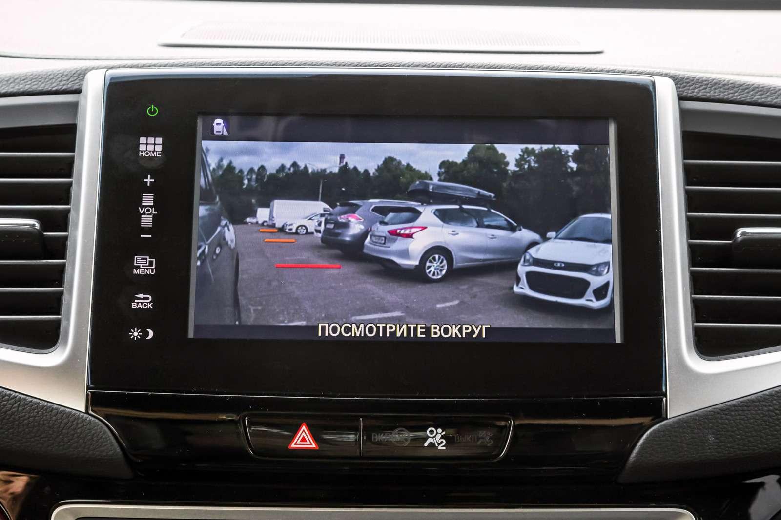 Тест полноразмерных кроссоверов: Honda Pilot, Kia Sorento Prime иFord Explorer— фото 614975