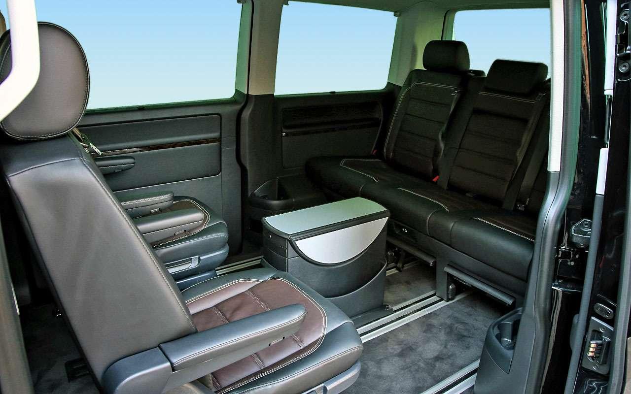 Отпуск зарулем— наминивэне Volkswagen Multivan вФинляндию— фото 791121