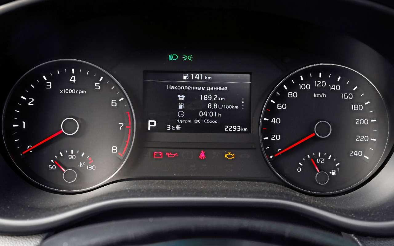Новый Subaru Forester против конкурентов: большой тест кроссоверов— фото 935676