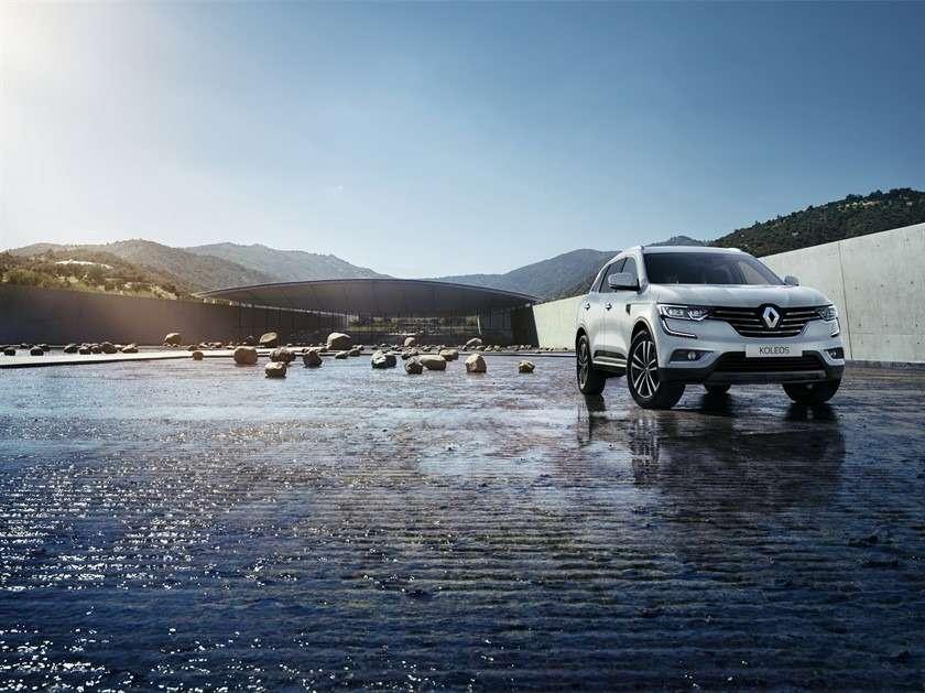 Renault Koleos получил вРоссии турбодизель— фото 796693