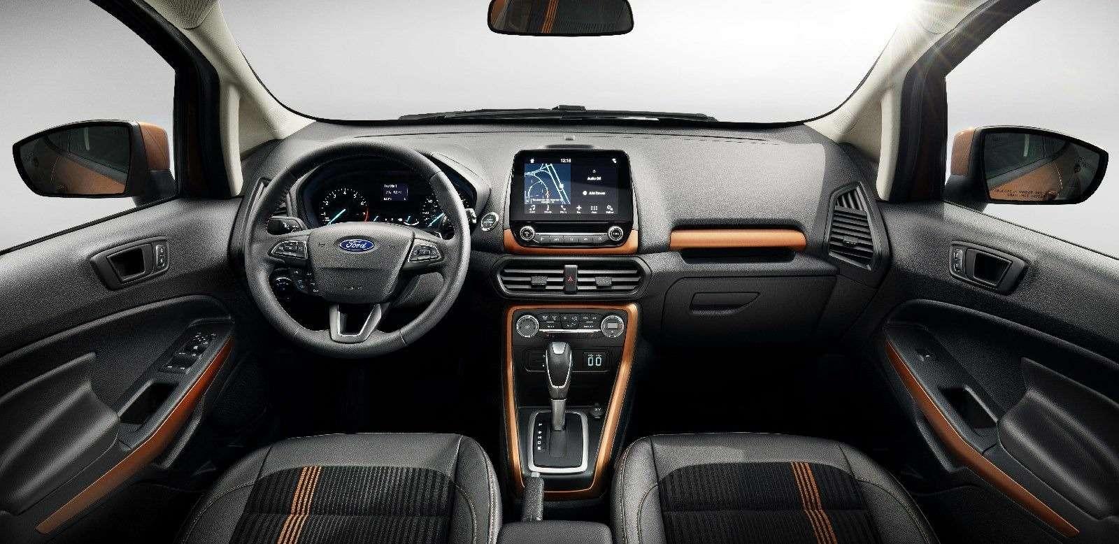 Обновленный Ford EcoSport вРоссии: новые опции иновые цены— фото 873263