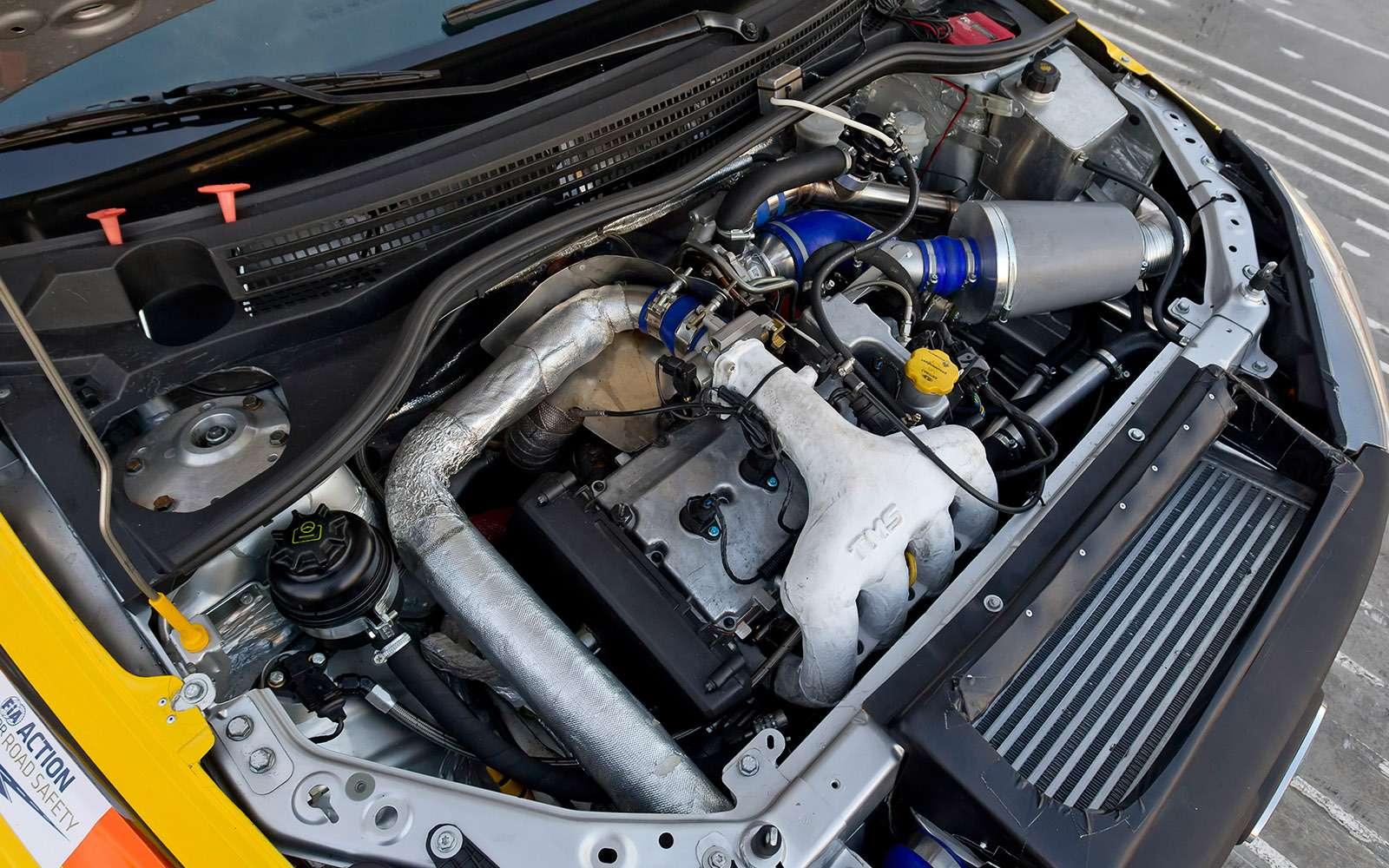 Самые мощные версии Лады Весты— чем они отличаются отобычных машин— фото 783249