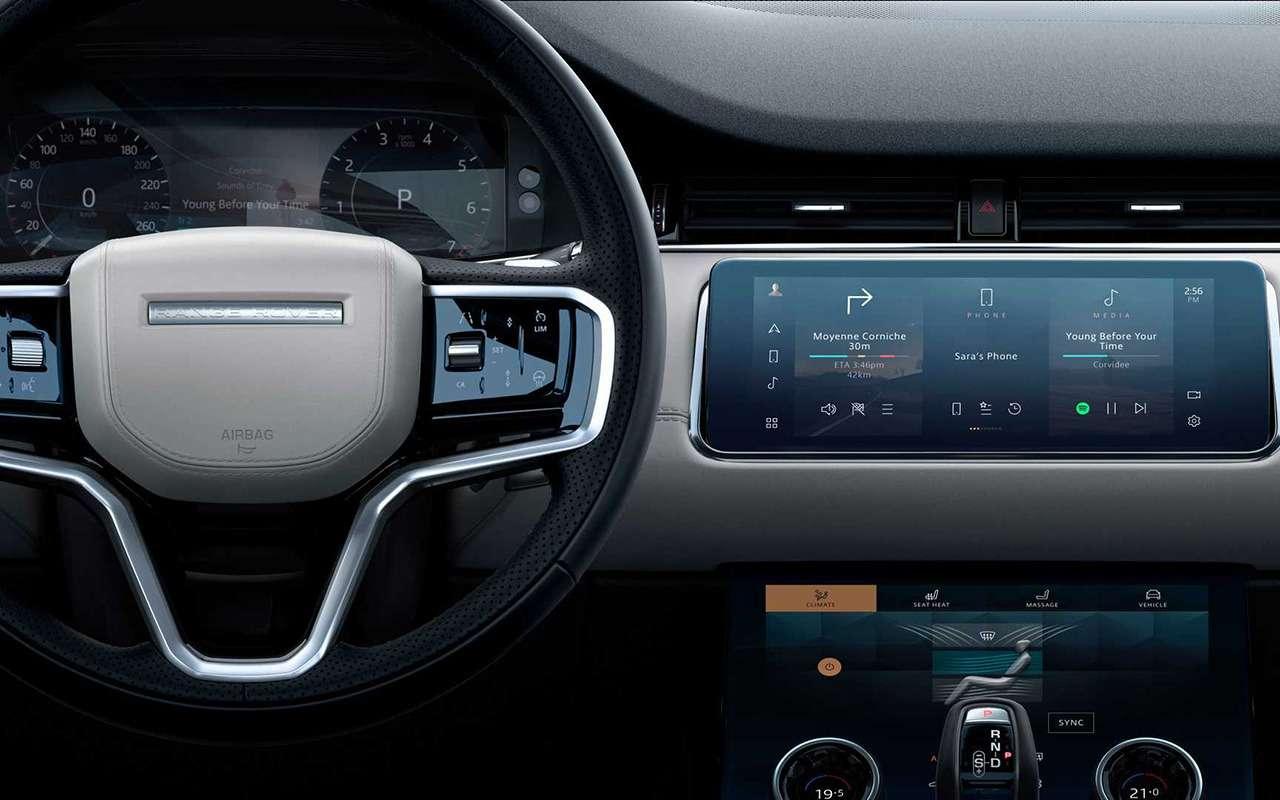 Range Rover Evoque 2021 года— есть изменения— фото 1202782