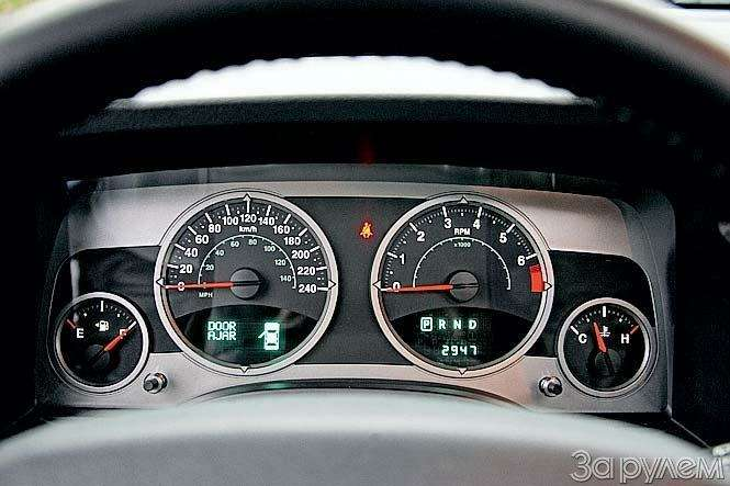 Тест Jeep Compass, Kia Sportage. Смешать, ноне взбалтывать— фото 70572