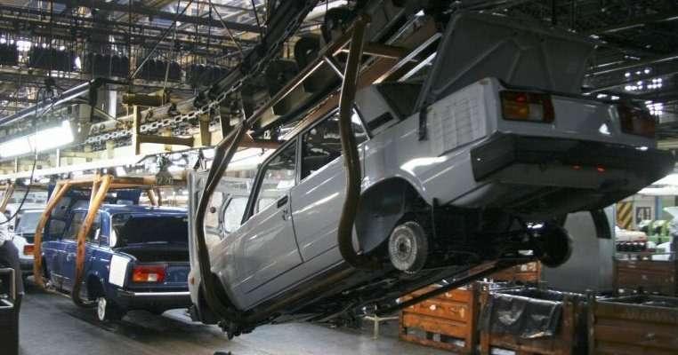 Оао автоваз объявляет о постановке первого пилотного кузова lada xray на конвейер