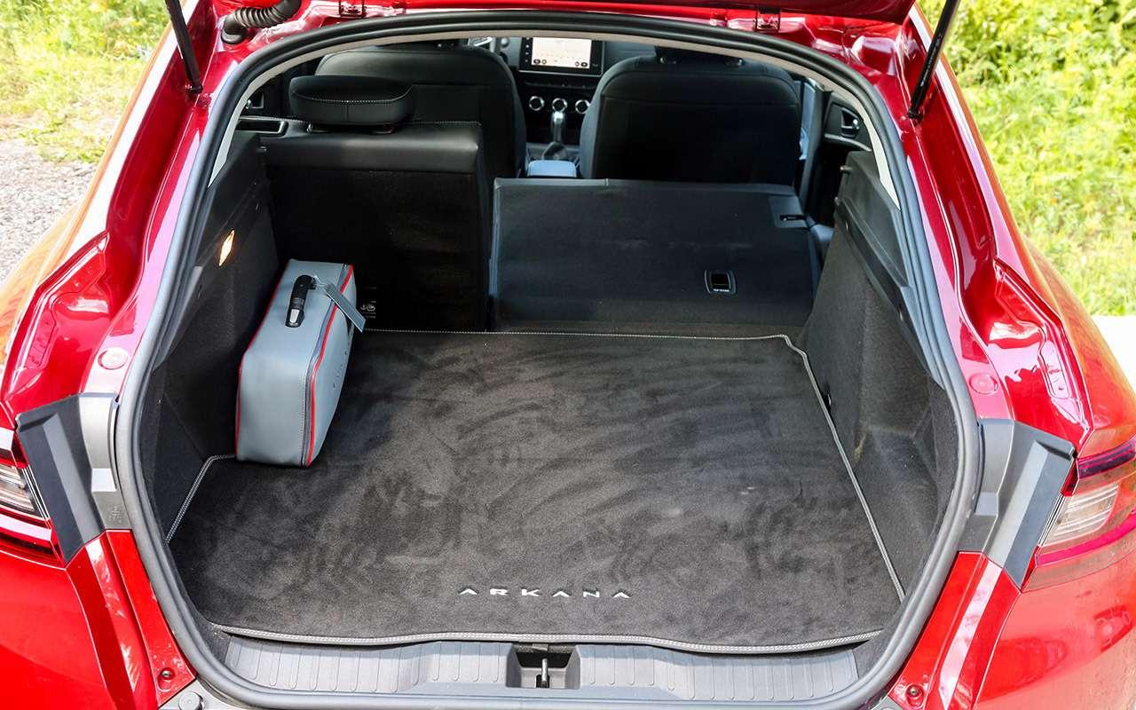 Кросс-купе изКитая, Франции иЯпонии: большой тест «Зарулем»— фото 1079487