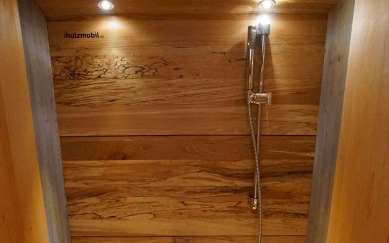 Кемпер-эксклюзив: онполностью сделан издерева— фото 1177062
