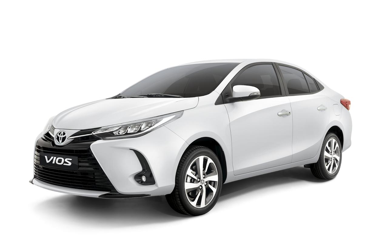 Toyota везет вРоссию конкурента Весте иСолярису— фото 1218695