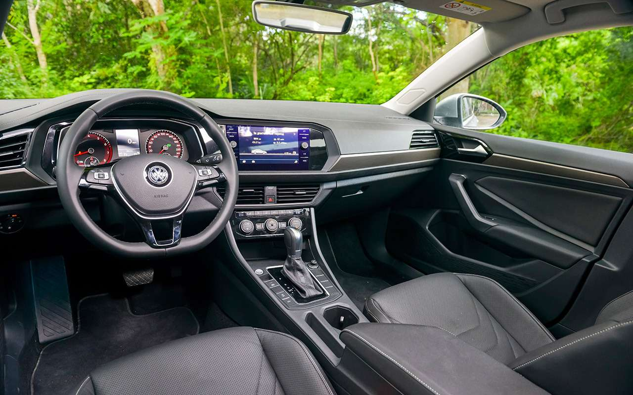 Новый Volkswagen Jetta: 5оценок идетальный тест-драйв— фото 1030553