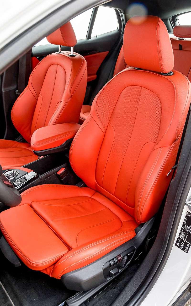 BMWX2и три вуме: большой тест компактного премиума— фото 868481