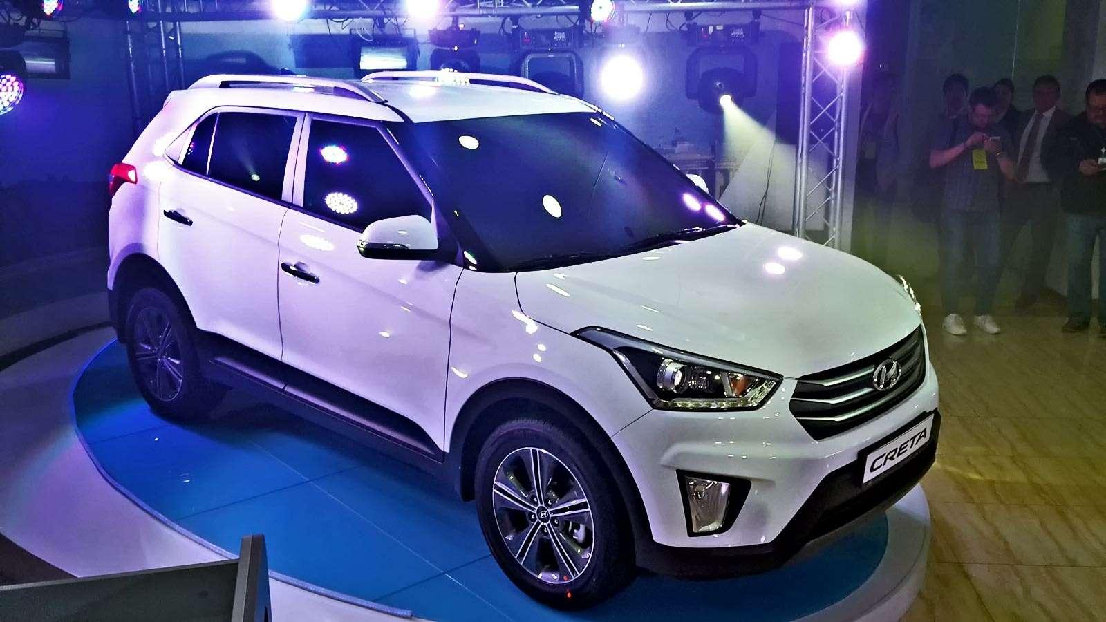 Hyundai рассекретила новый кроссовер Creta питерской сборки— фото 594232