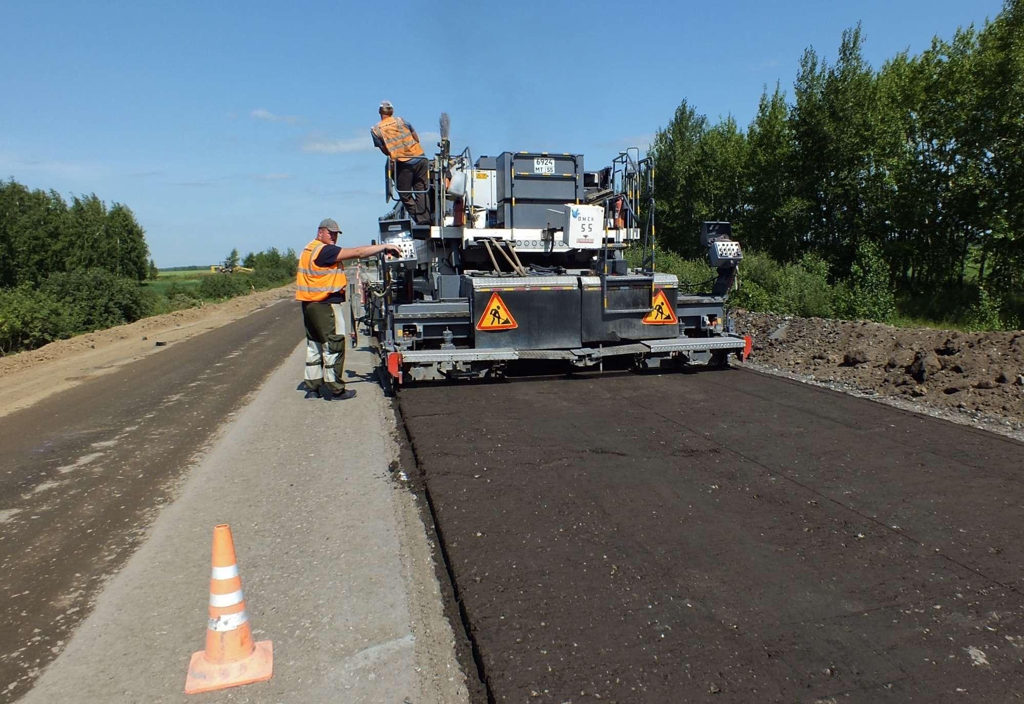 Дороги врегионах ремонтируют б/у асфальтом— фото 987940