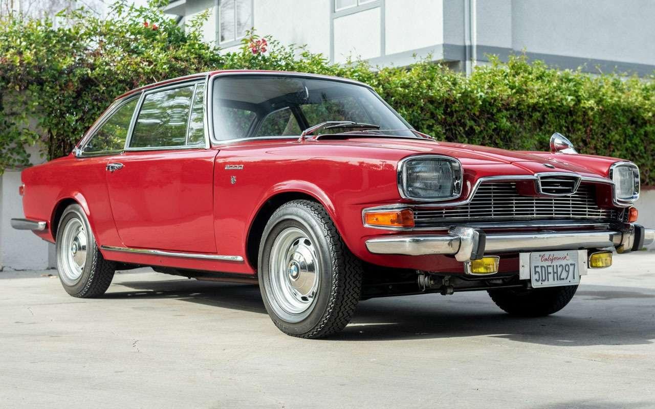 BMWс«пятачком» вместо «ноздрей»— редкая модель— фото 1224136