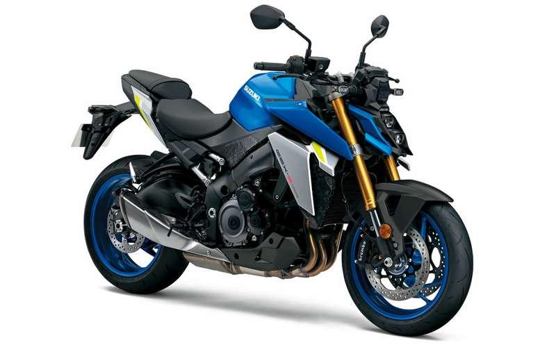 Suzuki представила новый 152-сильный GSX-S1000
