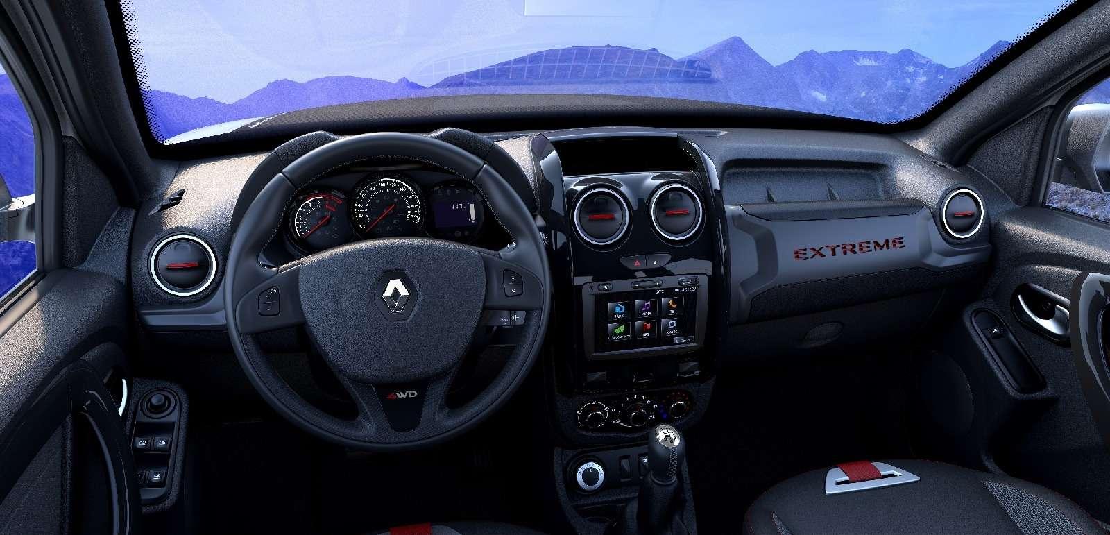 Экстремальный Renault Duster показали невтой стране— фото 661145