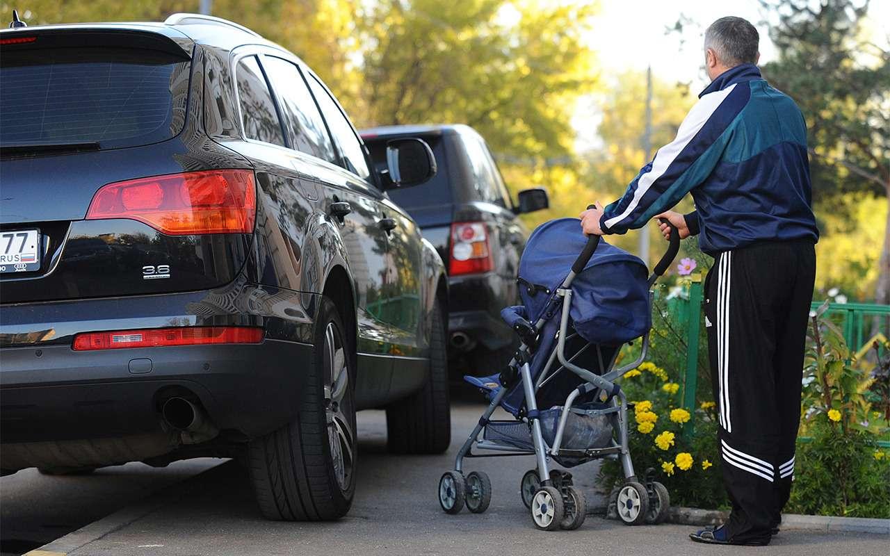 Водители против пешеходов: как незадавить человека— фото 865740