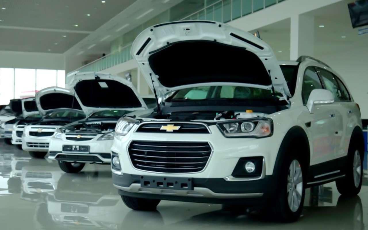 Президент Узбекистана пригрозил ликвидировать завод GM Uzbekistan