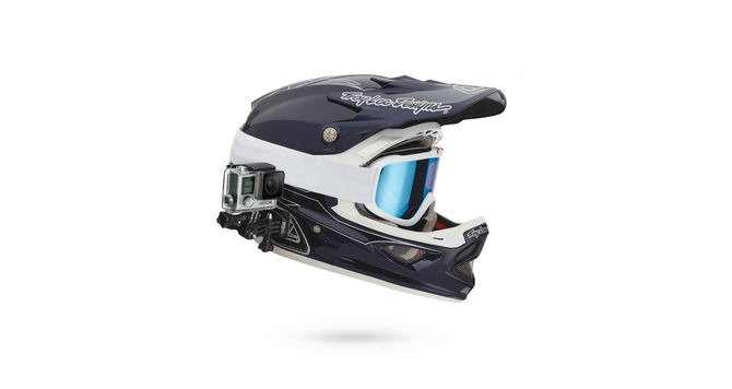Шумахер мог получить тяжелую травму головы из-за шлема скамерой GoPro