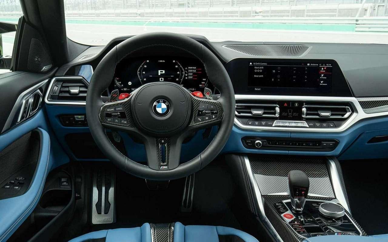 Новые BMW M3и M4и тюнинг дляних— фото 1170397