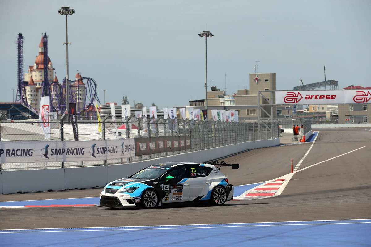 TCR series Sochi, Russia 19 — 21 June 2015