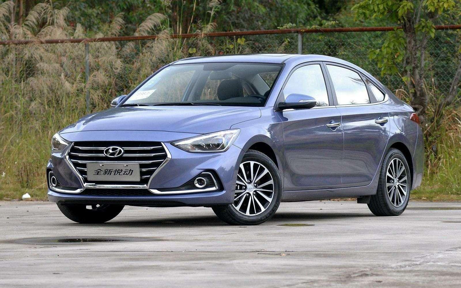 Выросла изСоляриса: Hyundai Celesta метит вбестселлеры— фото 724822