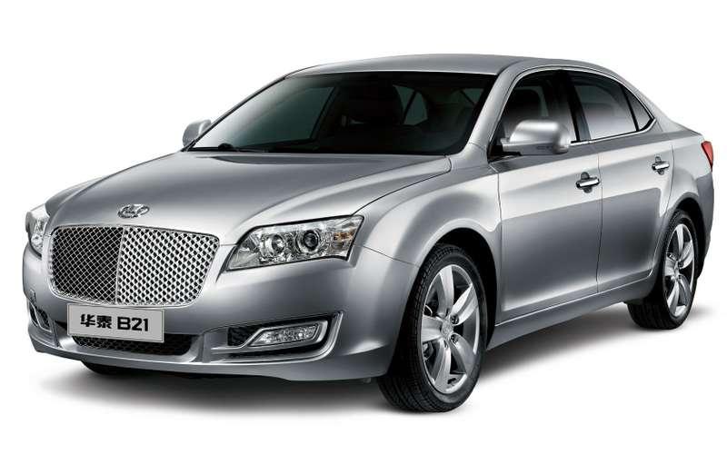 Hawtai e70 chinese new car