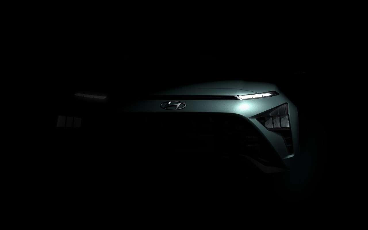 Опубликованы фото нового кроссовера Hyundai Bayon— фото 1217579