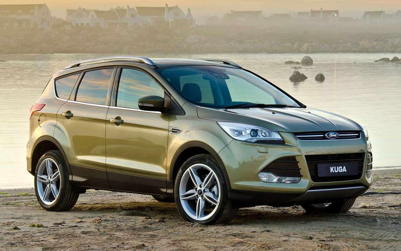 3 кроссовера спробегом, которые дешевле икруче, чем новый Hyundai Creta— фото 881539