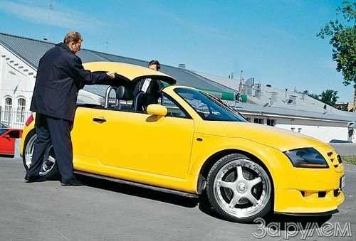 Тест Audi TT. ИГРУШКА  КРУПНОГО КАЛИБРА— фото 29804
