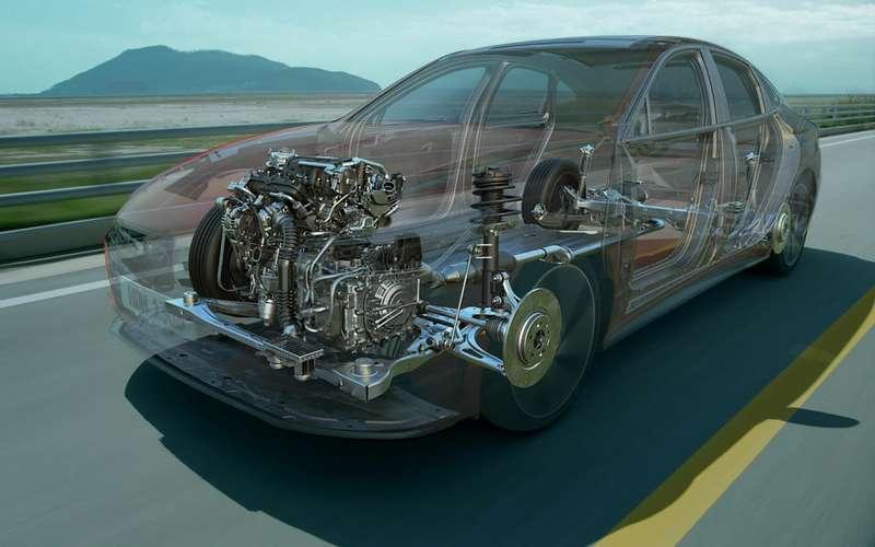 Новая линейка двигателей