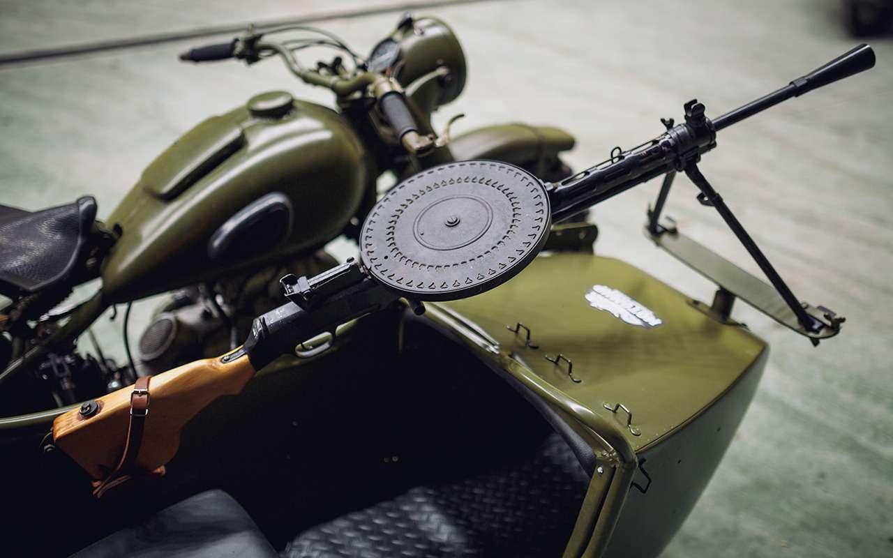 Лучший советский мотоцикл— неужели копия BMW?— фото 904552