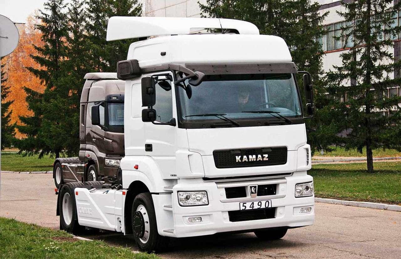 КАМАЗ нового поколения: почти все импортное— фото 1162253