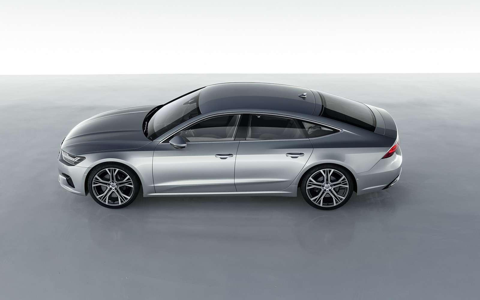 Новая Audi A7Sportback— вся насенсорах— фото 807146