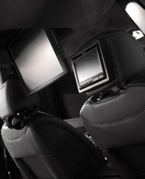 Citroen С6Office: мобильный офис отIntersection Magazine— фото 348235