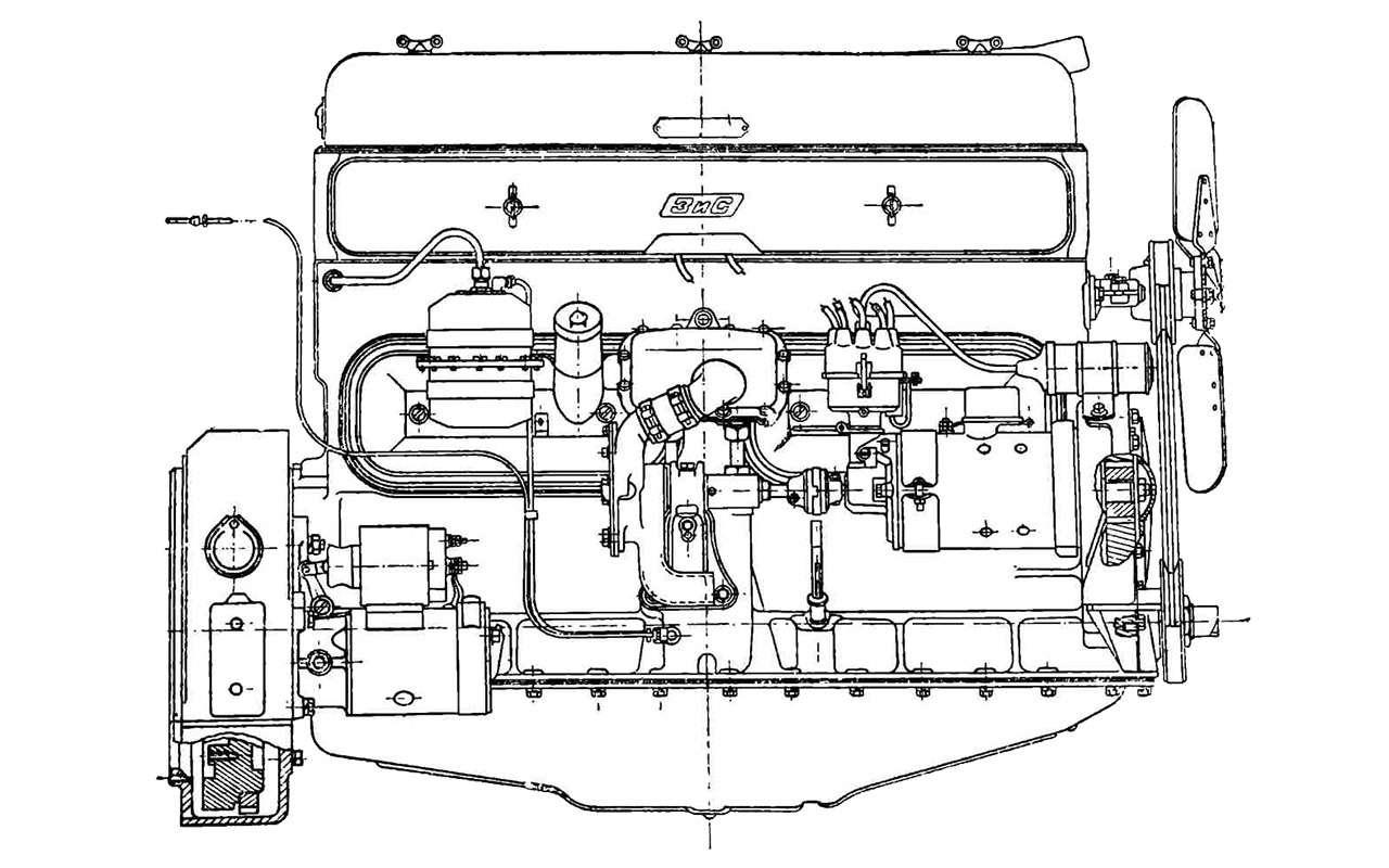 ЗИС‑101: изчего сделали первый советский лимузин— фото 935289
