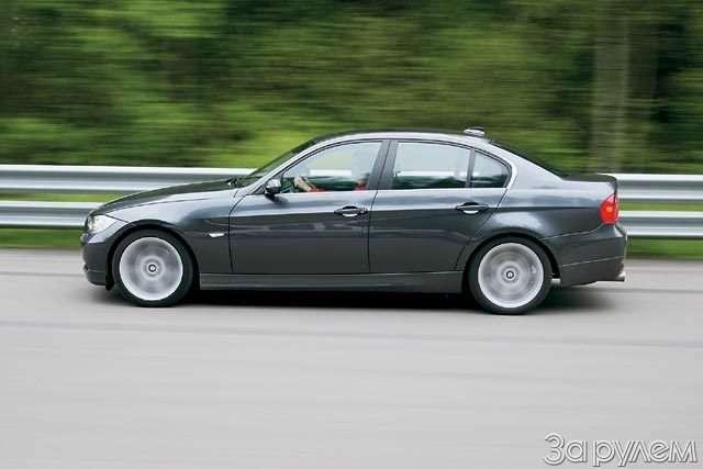 BMW330i. Асвиду— обычный седан— фото 57732