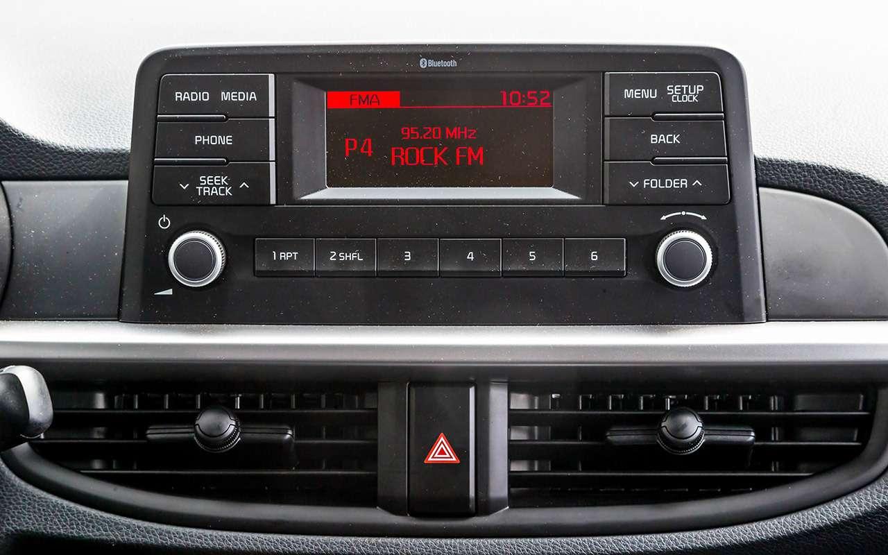 Большой тест маленьких хэтчбеков: Kia Picanto, Datsun mi-DO иSmart ForFour— фото 796010